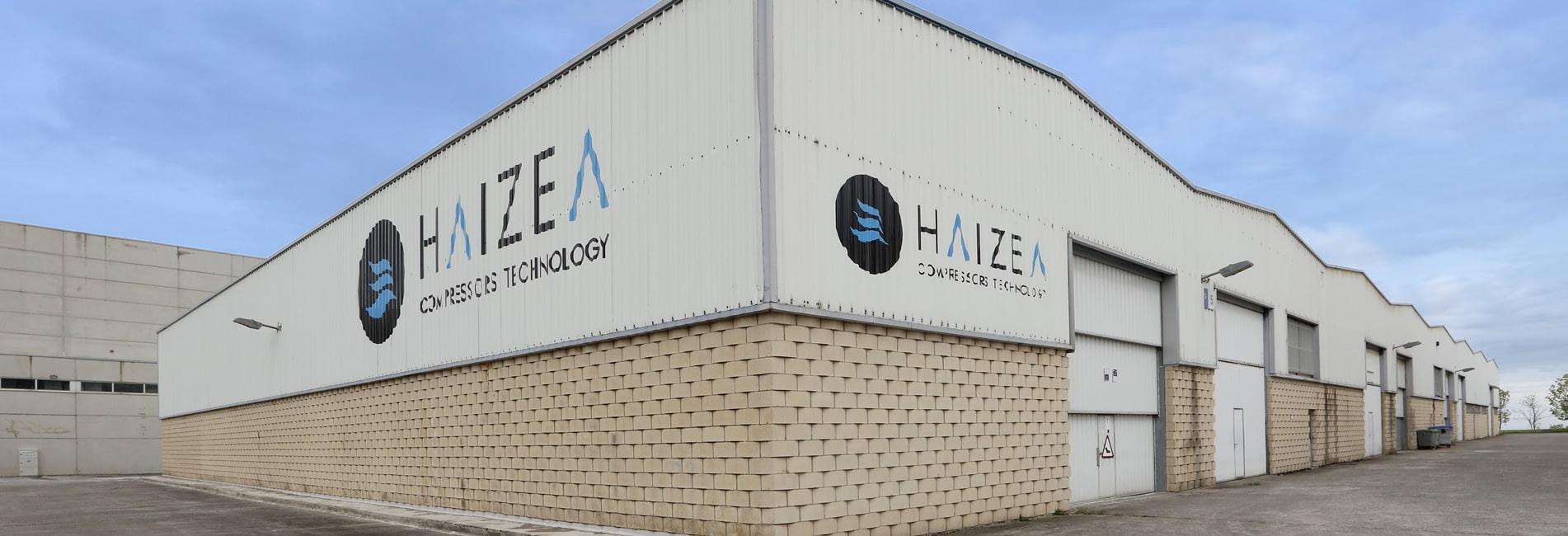 Haizea - Tecnología de compresores y refrigeración industrial