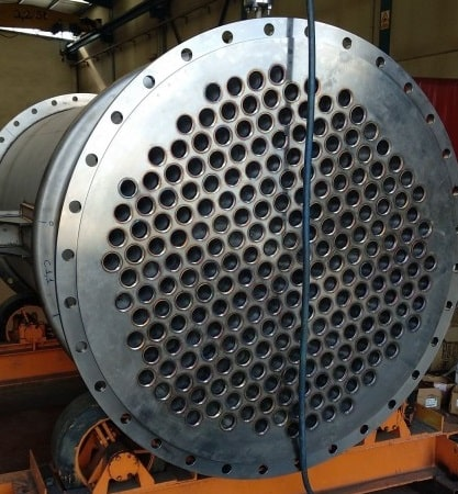 Installation, repair and maintenance of industrial air cooling equipment
