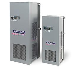 Secadores AHT Alta temperatura superior para instalaciones HPP