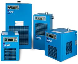 Secadores AMD para instalaciones HPP