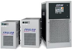 Secadores PCD Baja temperatura para instalaciones HPP