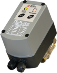 FLUIDRAIN TEC-44- Purgador con válvula motorizado para condensado muy contaminado